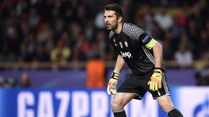 Buffon: Champions League centurion
