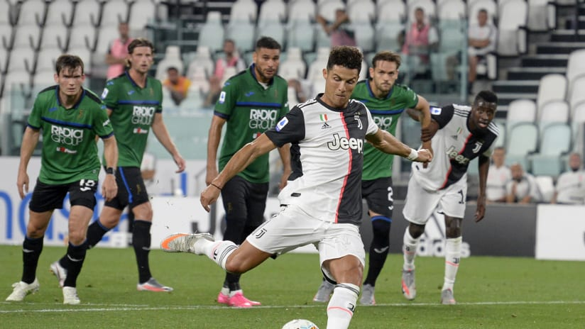 Serie A | Matchweek 32 | Juventus - Atalanta