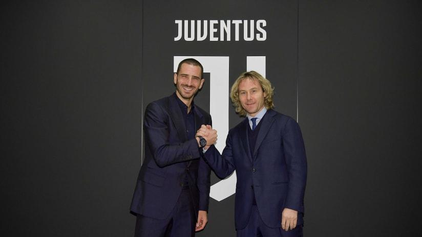 Bonucci a Bianconero until 2024!