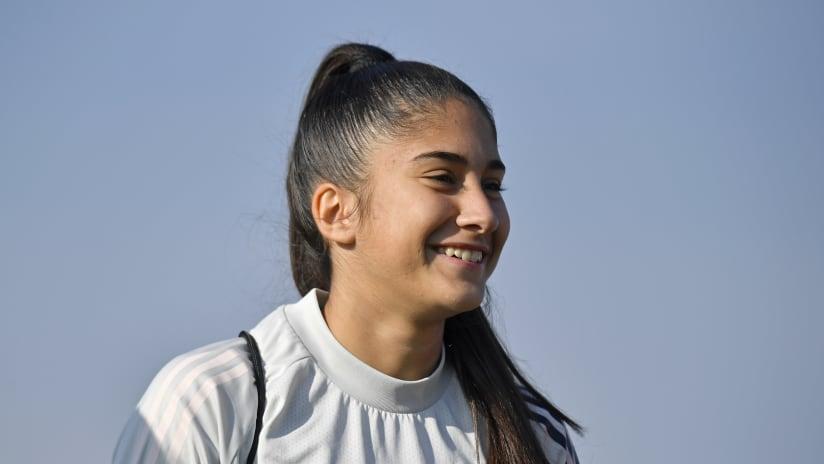Women U19 | Chiara Beccari verso le Final Four