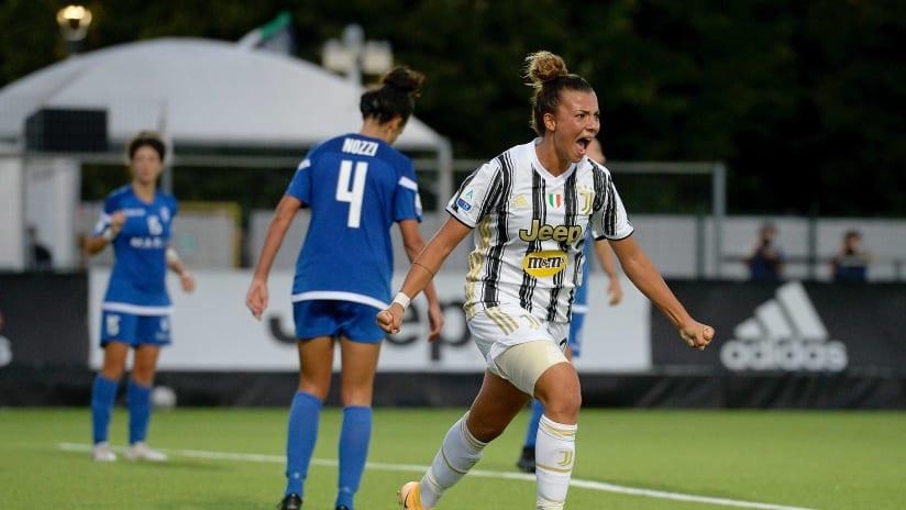 Women | Serie A - Giornata 3 | Juventus - San Marino