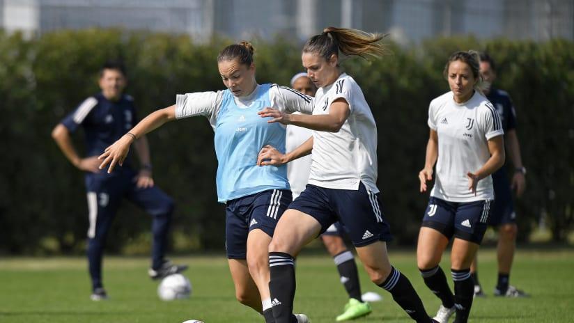 Women | Full focus on Milan