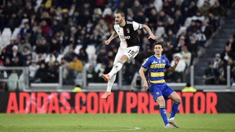 Pitchside view | Matchweek 20 | Juventus - Parma