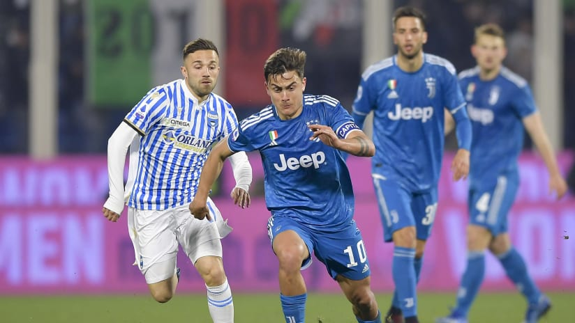 Serie A | Matchweek 25 | SPAL - Juventus