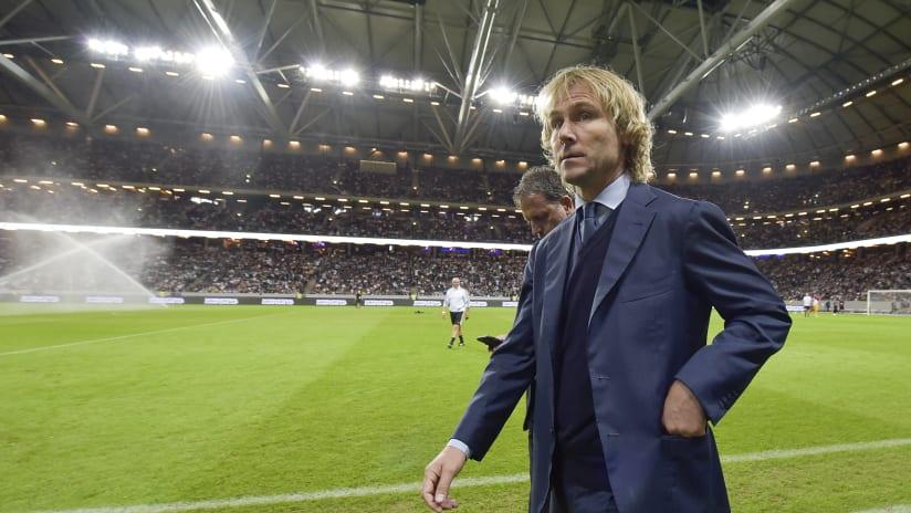 Il sorteggio di Champions League secondo Pavel Nedved