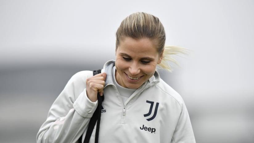 Women | L'entusiasmo di Hyyrynen: ritorna la Serie A!