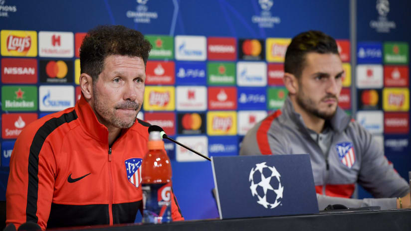Press conference | Atletico Madrid's statements
