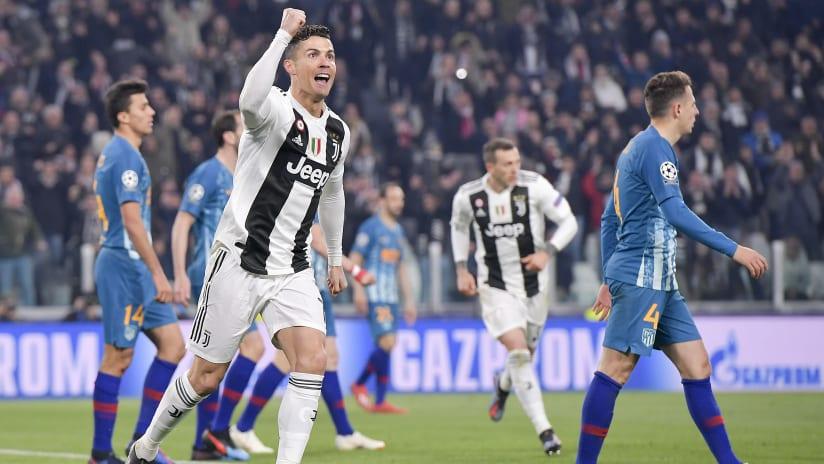 Hat-Trick Heroes! | Del Piero, Tevez, Ronaldo, Baggio & More
