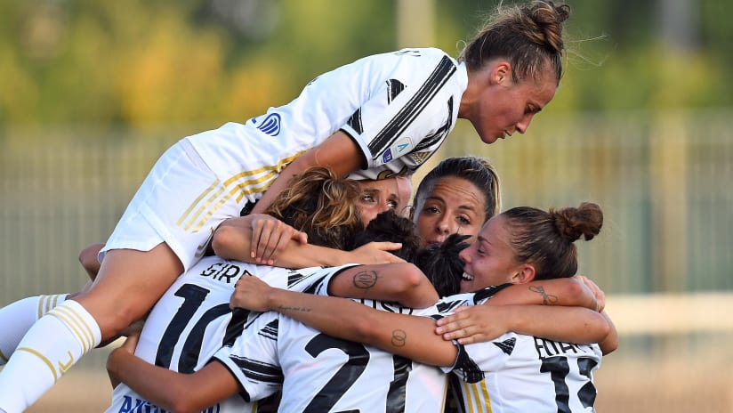 Women | Serie A - Giornata 1 | Hellas Verona - Juventus