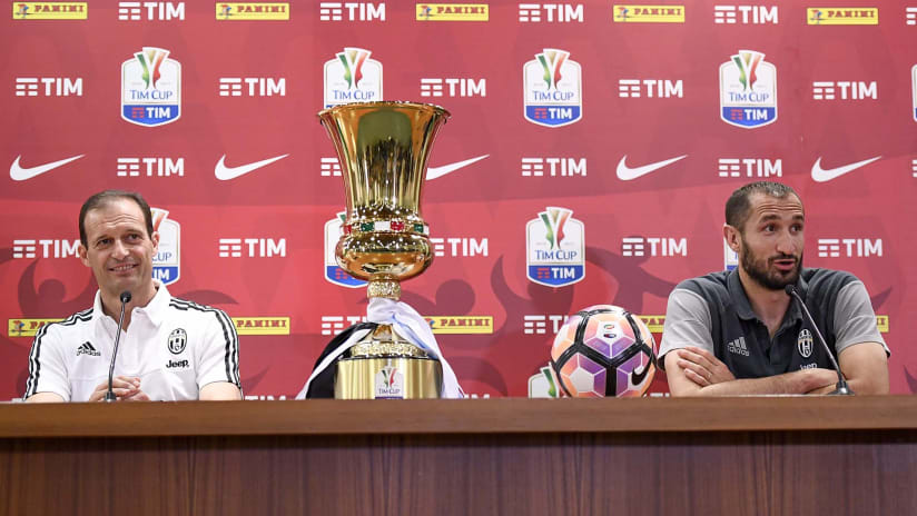 Press conference | The eve of Juventus - Lazio