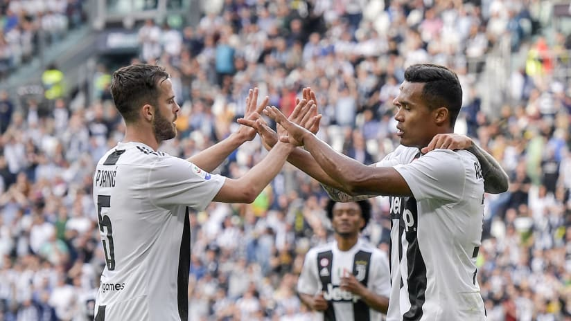 Assist+Gol | Pjanic-Alex Sandro