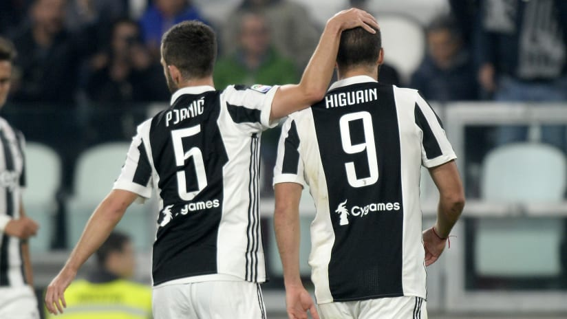 Assist+Gol | Pjanic-Higuain