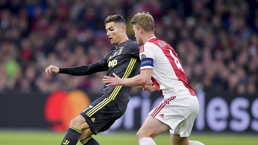 UCL | Last 8 - First leg | Ajax - Juventus