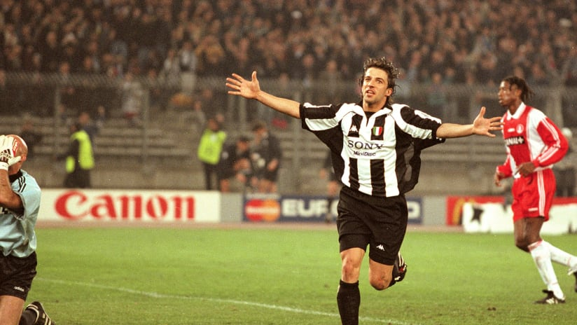 Classic matches UCL | Juventus - Monaco 1997/98
