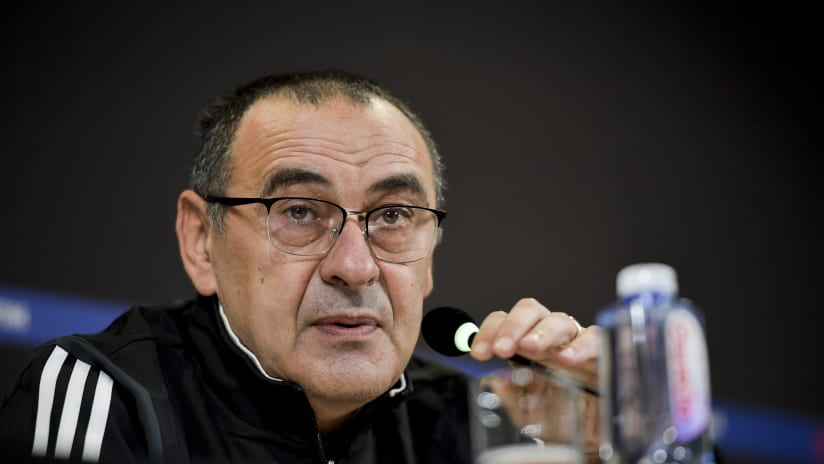Press conference   The eve of Juventus - Cagliari