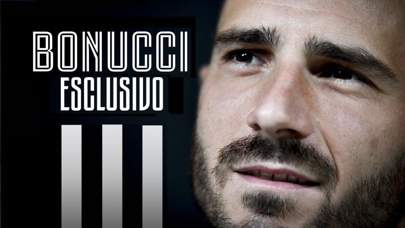 Leonardo Bonucci: «La Juve è casa»