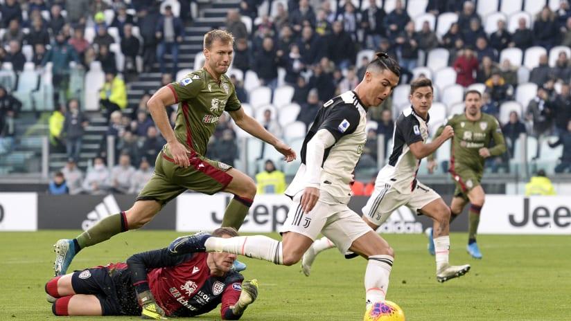 Highlights Serie A | Juventus - Cagliari
