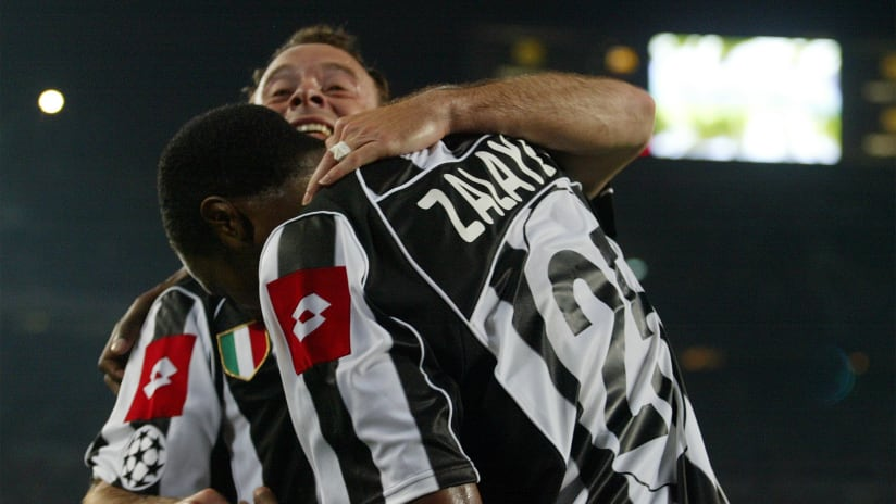 Classic matches UCL | Barcellona - Juventus 2002/03