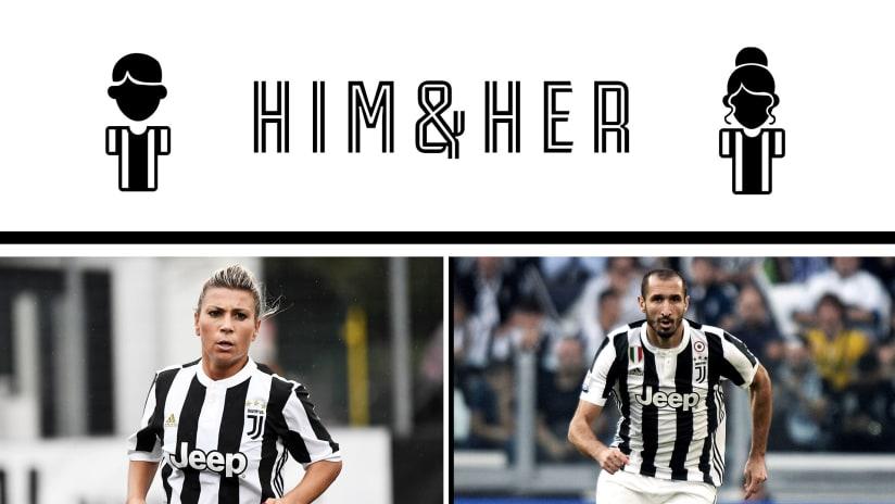 #HimAndHer Ep. 4: Chiellini interviews Sodini!