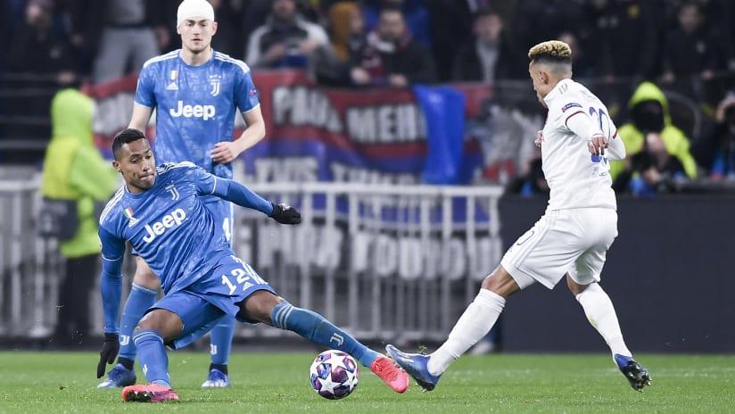 Da bordocampo | Ottavi di finale andata | Lione - Juventus