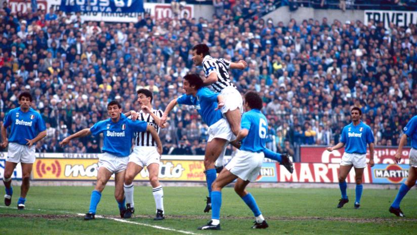 Juventus - Napoli | La grande vittoria del 1988