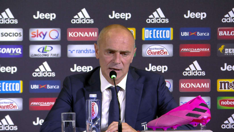 Press conference | Post Juventus - Napoli
