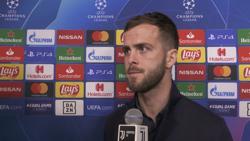 Bayer Leverkusen - Juventus | Pjanic: «We are here to win the game»
