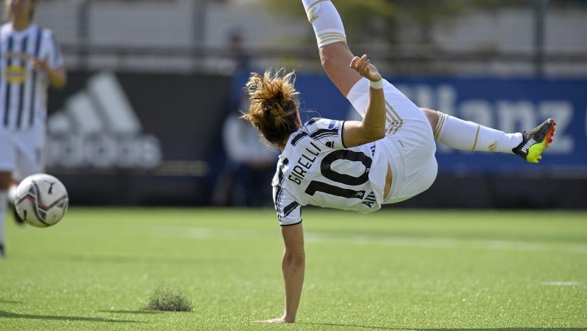 Women | Cristiana Girelli, the Queen of Goals