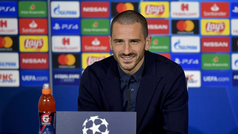 Press conference | The eve of Lyon - Juventus