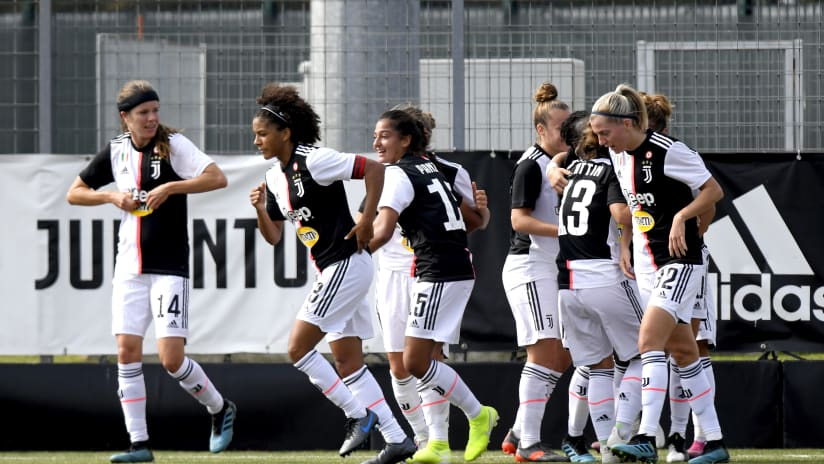 Women | Highlights Serie A | Juventus - Florentia