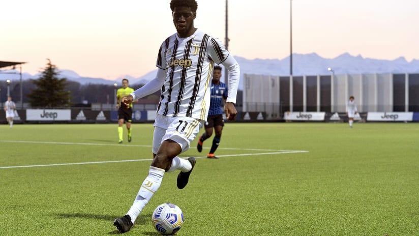 U19 | Il primo gol e il momento di Samuel Iling-Junior