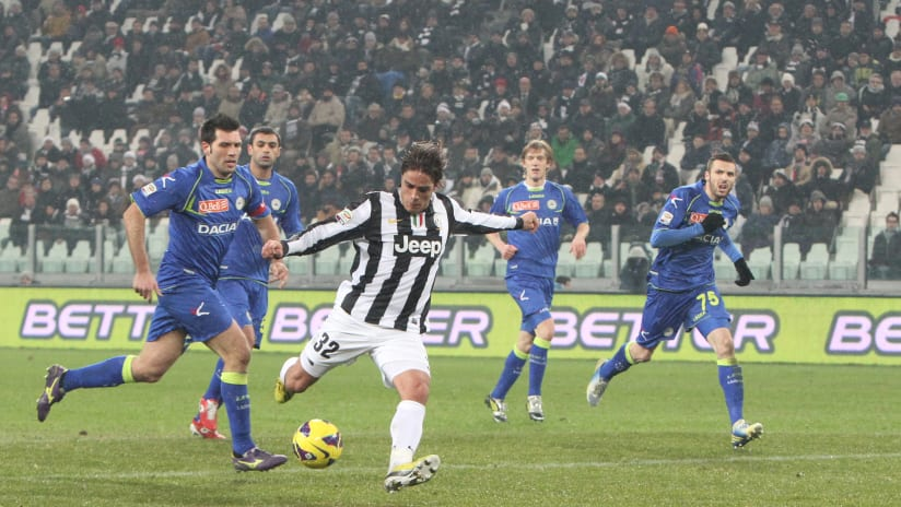 Classic Match Serie A | Juventus - Udinese 4-0 12/13