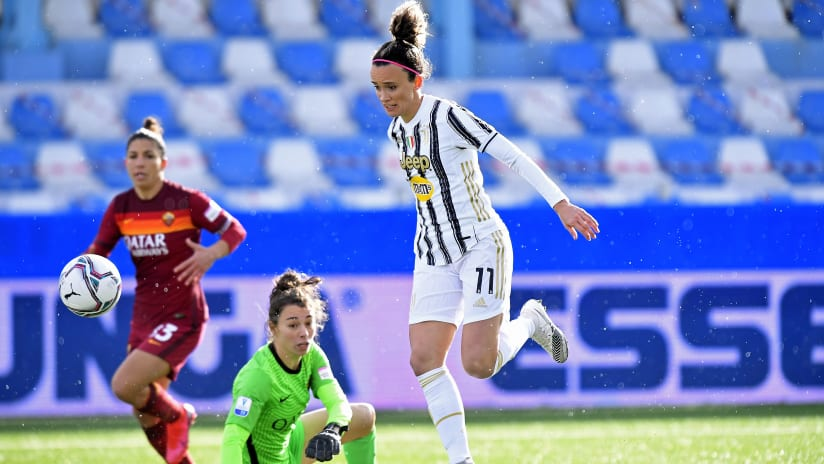 Women | Highlights Super Cup | Juventus - Roma