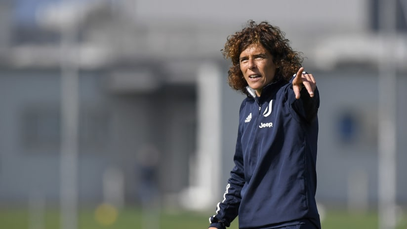 Women | Rita Guarino presents the match against Fiorentina