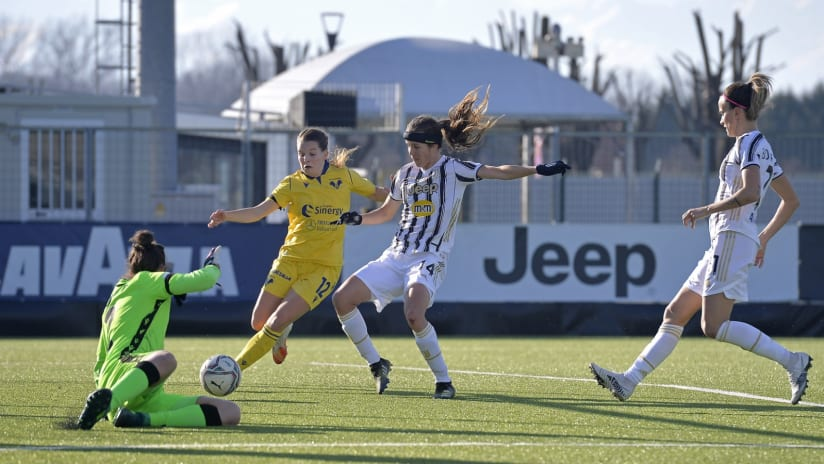 Women | Highlights Serie A | Juventus - Hellas Verona