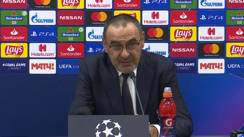Conferenze stampa   Post Lokomotiv Mosca - Juventus