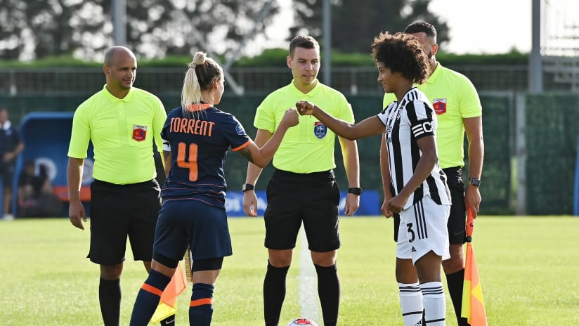 Women | L'amichevole contro il Montpellier!