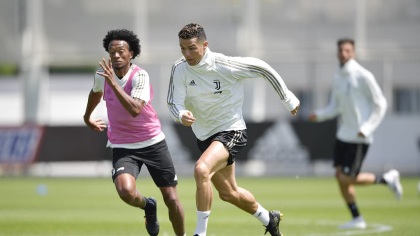 Training | CR7 Cam