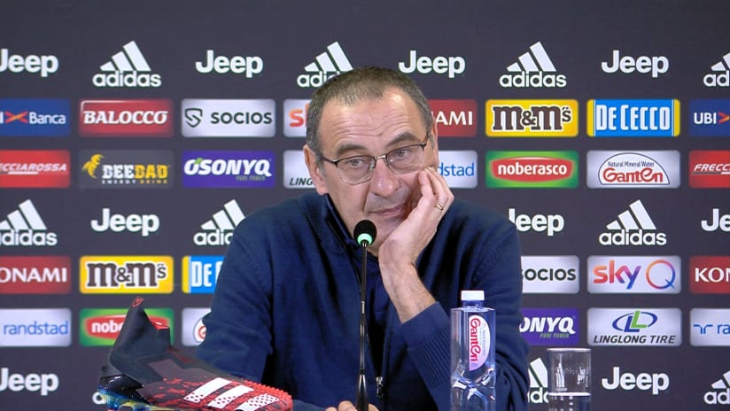 Conferenze stampa | Post Juventus - Fiorentina