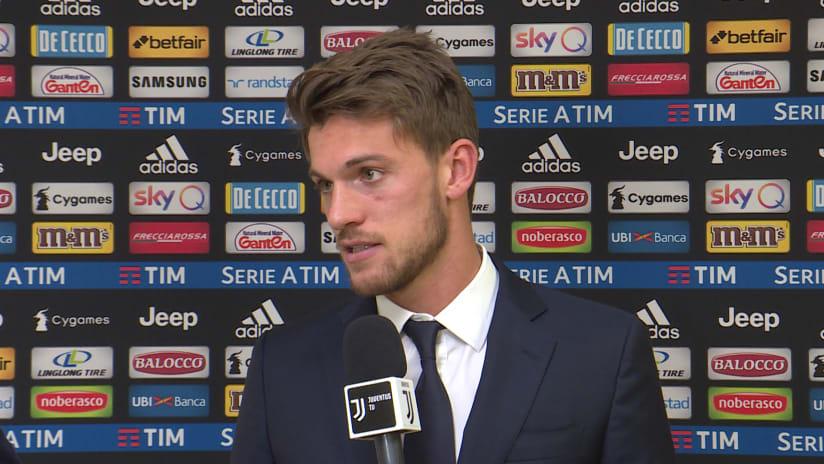 Juventus - Milan | Rugani: «Bravi a ribaltarla»