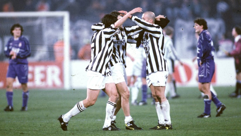 Classic match UCL | Juventus-Real Madrid 2-0 95/96