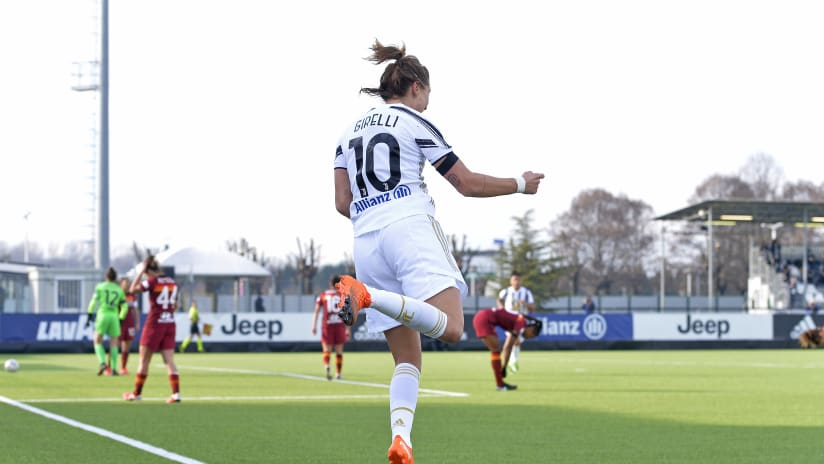 Women | Girelli 50! All goals of her record