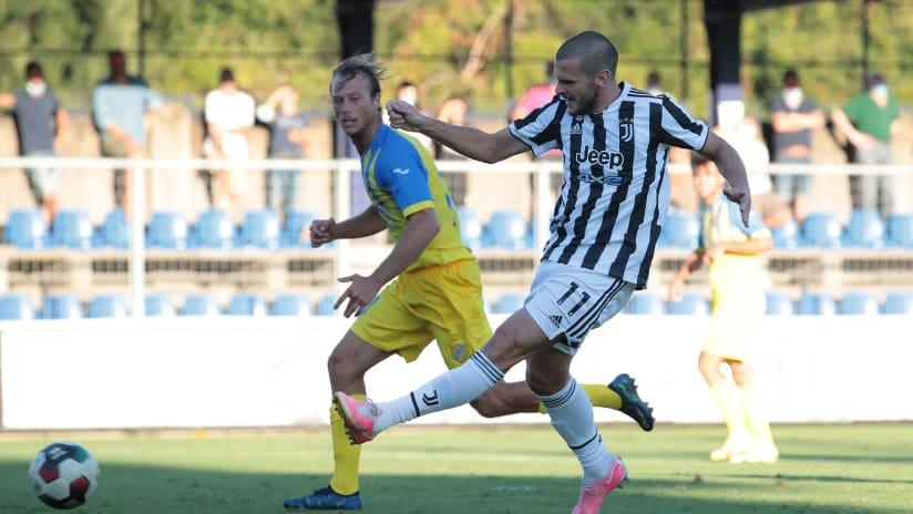 U23 | Serie C - Giornata 1 | Pergolettese - Juventus