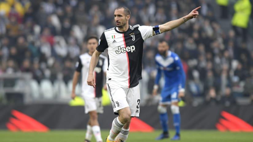 Serie A | Matchweek 24 | Juventus - Brescia