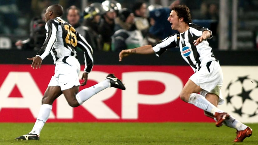 Classic matches UCL | Juventus - Real Madrid 2004/05