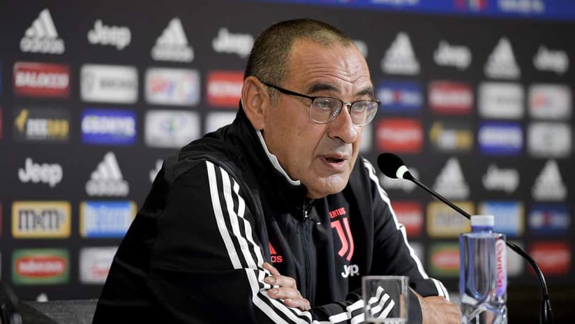 Press conference | The eve of Juventus - SPAL
