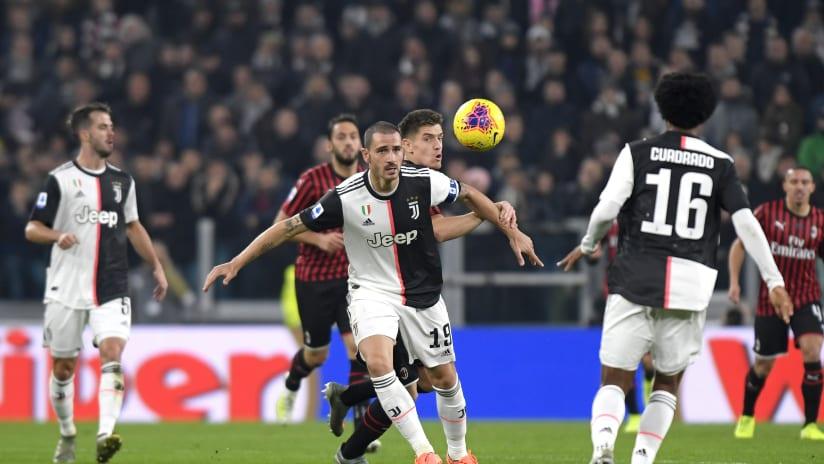 Leonardo Bonucci: skills & goals 2019/20