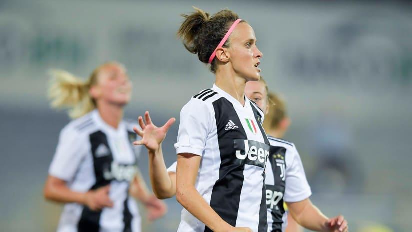Women | UWCL - Last 32 | Juventus - Brøndby