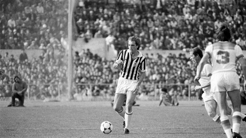 Protagonisti | Roma - Juventus,il poker di Bobby-gol