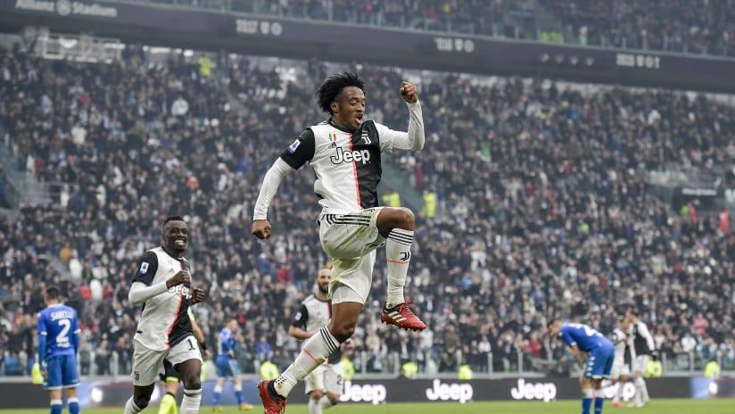 Juan Cuadrado: skills & goals 2019/20